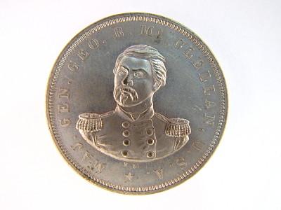 George B. McClellan Medal