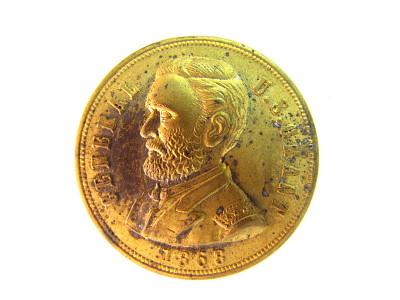Ulysses S. Grant Campaign Medal