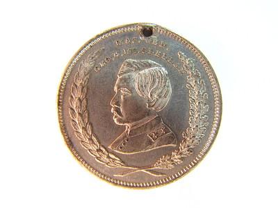 George B. McClellan Campaign Medal