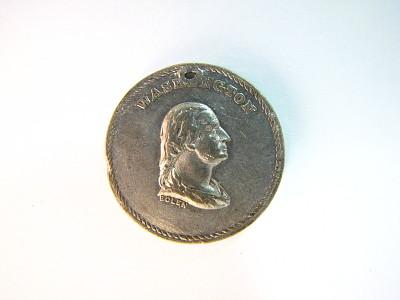 Washington and Jefferson Medal