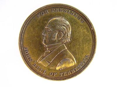John Bell Campaign Medal