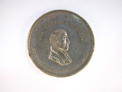 William Henry Harrison Medal