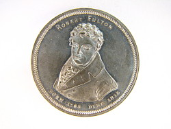 Robert Fulton Commemorative Medal
