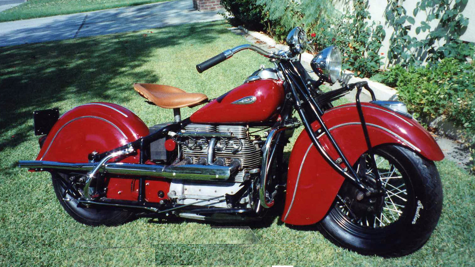 Indian motorcycle, 1941