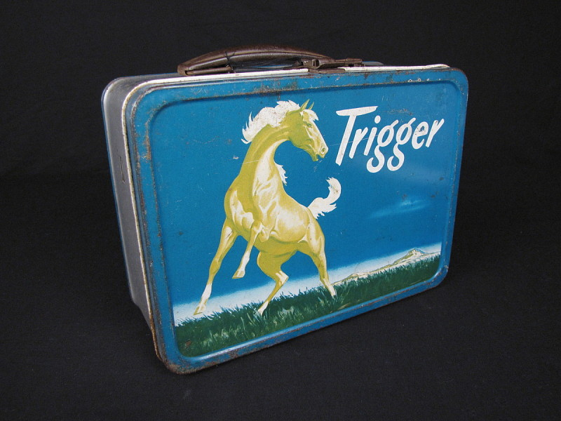 Image for Trigger Lunch Box