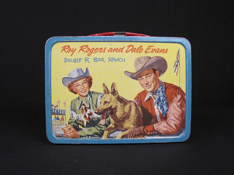 Image 1 for Roy Rogers Lunch Box