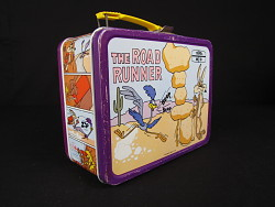 The Road Runner Lunch Box