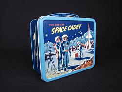 Tom Corbett, Space Cadet Lunch Box