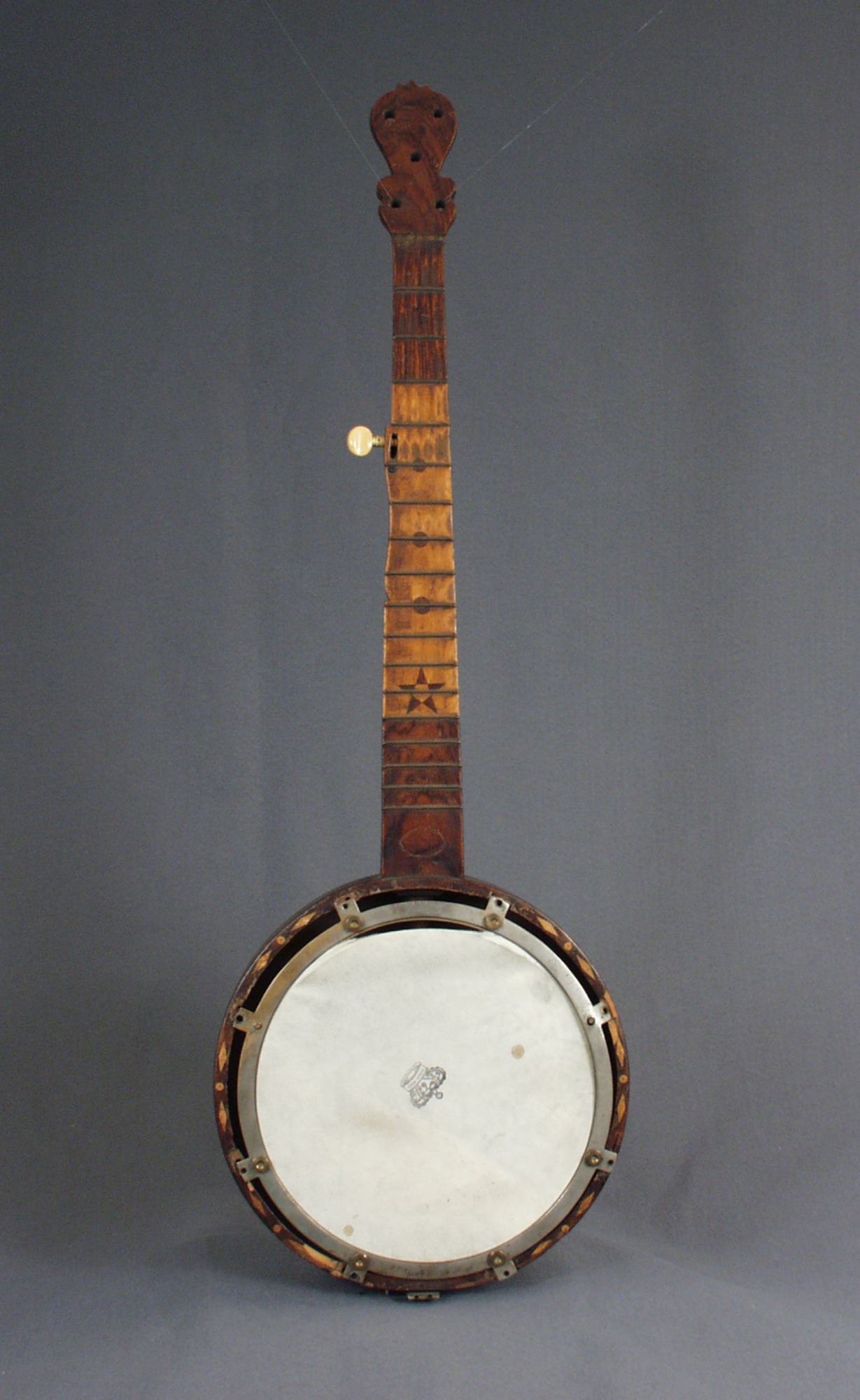 Image 1 for Teed Six-String Banjo