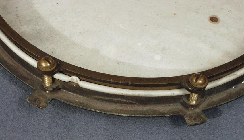 Teed Six-String Banjo