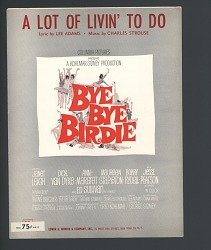 """A Lot of Livin' to Do"" from Bye Bye Birdie"