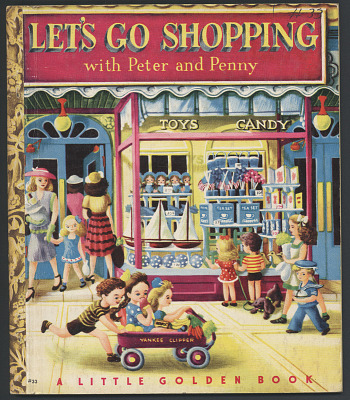 Let's Go Shopping With Peter and Penny