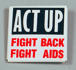 ACT UP/ FIGHT BACK/ FIGHT AIDS; ACT UP 1992