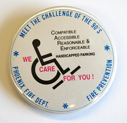 Disabled Doesn't Mean Unable