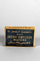 Dr. James P. Campbell's Safe Arsenic Complexion Wafers