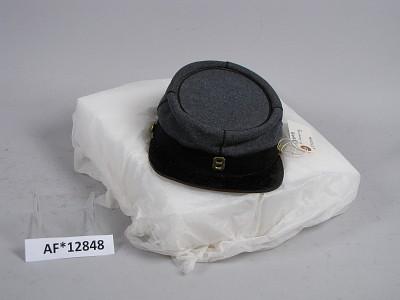 Kepi worn by Henry S. Gansevoort, 7th New York