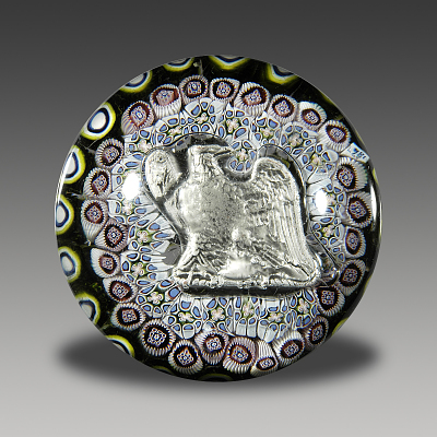 St. Louis Sulphide Paperweight