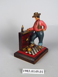 Cowboy Bookend