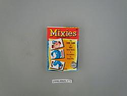 Mixies Card Games