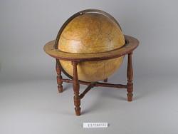 James Wilson's Terrestrial Globe, 1811