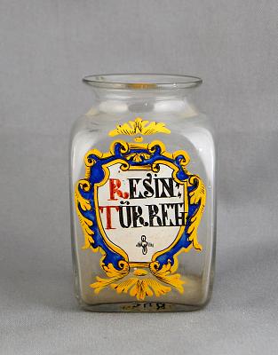 RESIN TURBETH