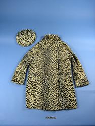 coat with matching cap
