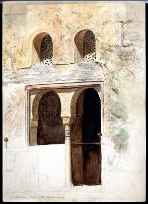<i>Alhambra, Hall of the Ambassadors</i>
