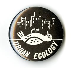 Urban Ecology Button