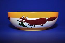 Bowl, Fox