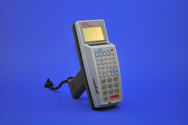 Symbol Technologies Laser Radio Terminal, 1997