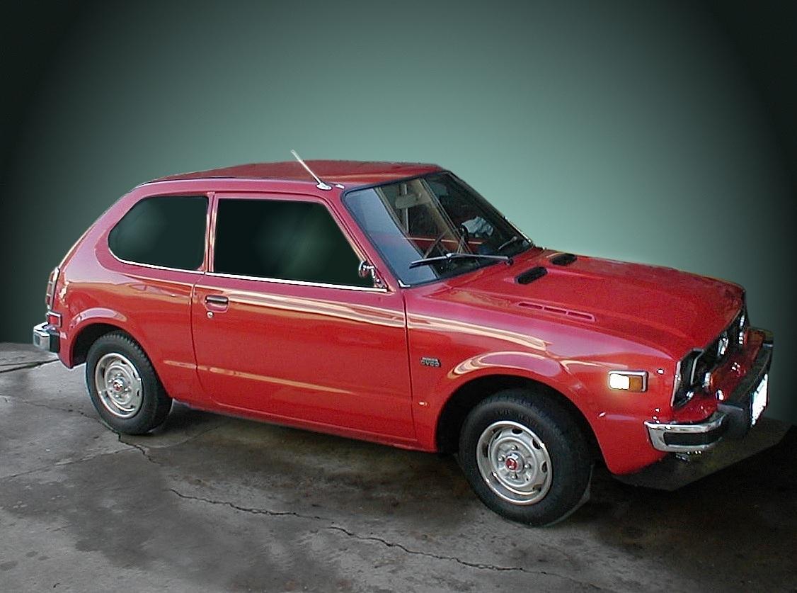 Honda Civic, 1974