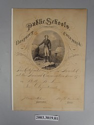 education certificate