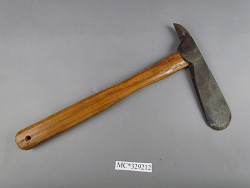 Late 19th Century Ice Axe