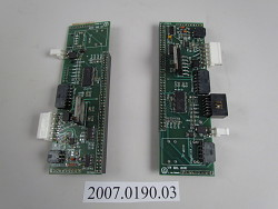 """Stanley"" circuit boards"