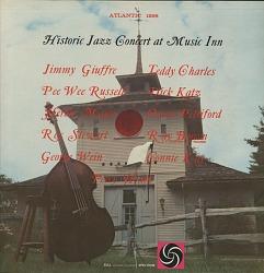 Historic Jazz Concert at Music Inn