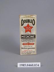 Double O Medicine, D48302