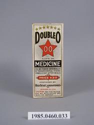 Double O Medicine, D48301