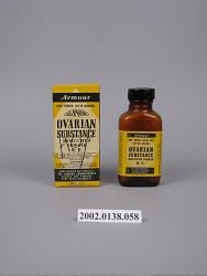 Glanoid Ovarian Substance, Dessicated Powder N. F.
