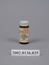 Nitroglycerin Sublingual Tablets