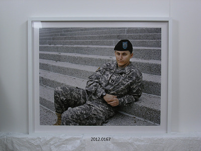 Portrait of Captain Kelly Nocks, U.S. Army