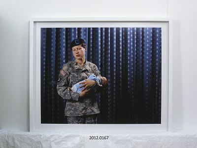 Portrait of Captain Gabriela Ordonez-Mackey, U.S. Army