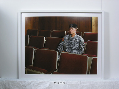 Portrait of Captain Beth Rohler, U.S. Army