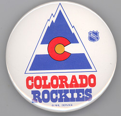 Colorado Rockies button