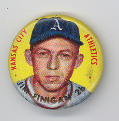Kansas City Athletics / Jim Finigan