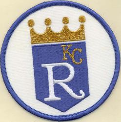 Kansas City Royals patch