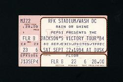 Jackson's Victory Tour, The