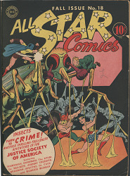 All-Star Comics No. 18