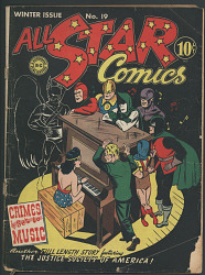 All-Star Comics No. 19