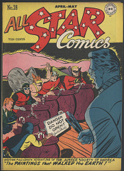All-Star Comics No. 28
