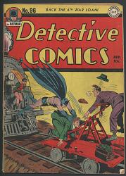 Detective Comics No. 96